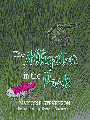 cover image of The Alligator in the Park